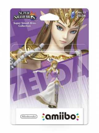 """""""amiibo"""" Smash Zelda"""