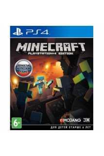 Minecraft [PS4, русская версия]