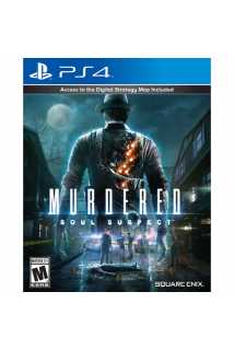 Murdered: Soul Suspect [PS4, русская версия]