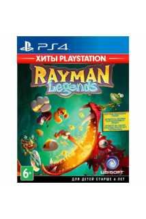 Rayman Legends (Хиты PlayStation) [PS4, русская версия]