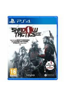 Shadow Tactics: Blades of the Shogun [PS4]