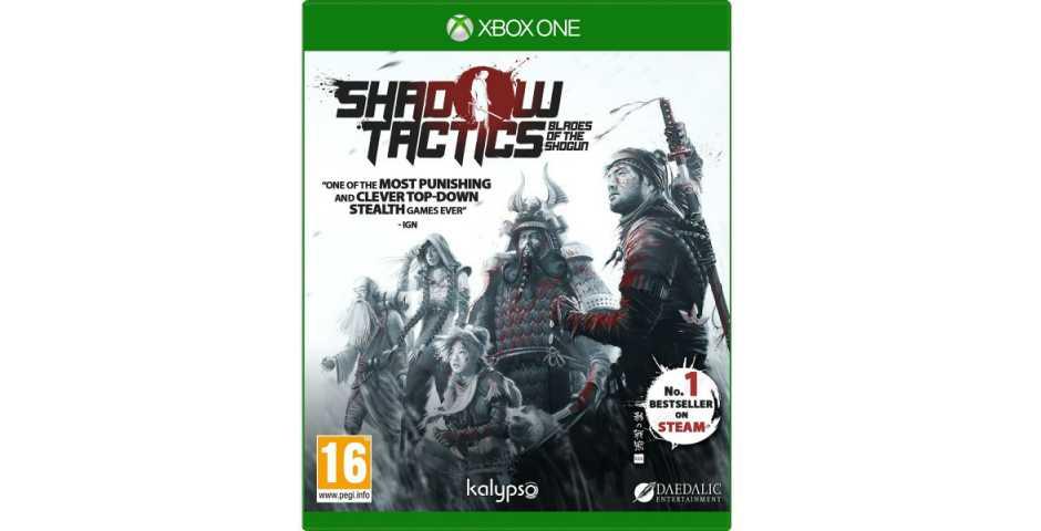 Shadow Tactics: Blades of the Shogun [Xbox One]