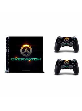 Наклейка виниловая Overwatch: Origins Edition 20 [PS4]