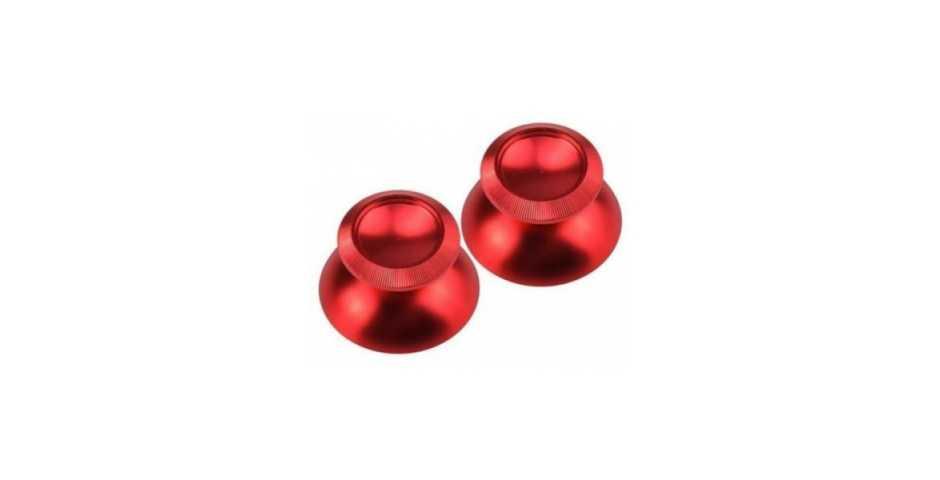 Стики цветные красные (металл) [PS4]