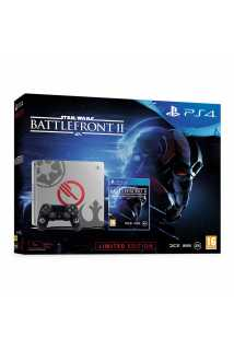 Sony PlayStation 4 Slim Star Wars Battlefront 2 Edition (1ТБ)