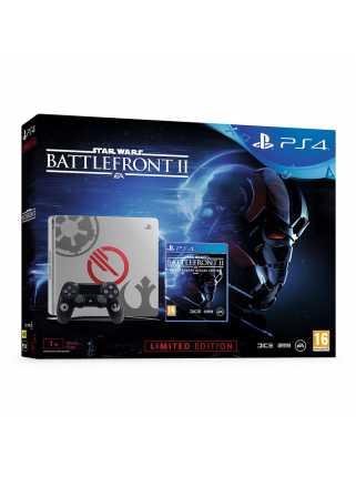 Sony PlayStation 4 Slim Star Wars Battlefront 2 Edition (1ТБ)