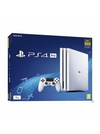 Sony PlayStation 4 Pro White (1ТБ)