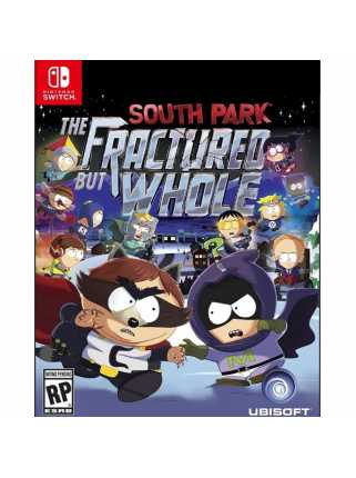 South Park: The Fractured but Whole [Nintendo Switch, русские субтитры]