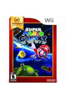 Nintendo Selects: Super Mario Galaxy [Wii]