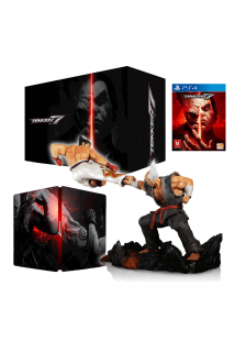 Tekken 7 Collector's Edition [PS4]