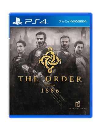 Орден 1886 (The Order) [PS4, русская версия]