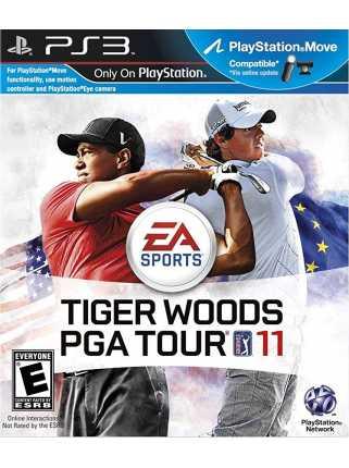 Tiger Woods PGA Tour 11 [PS3]
