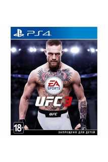 UFC 3 [PS4]