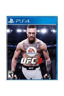 UFC 3 [PS4, английская версия]