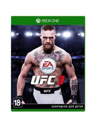 UFC 3 [Xbox One, английская версия]