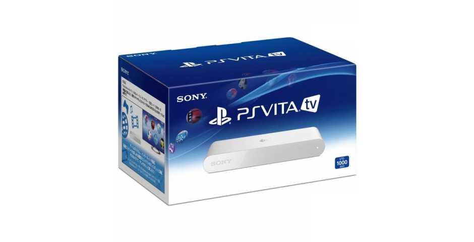 Sony PlayStation 4 TV (White) (Белая) [PS4]