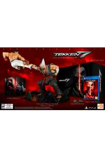 Tekken 7 Collector's Edition [PS4]