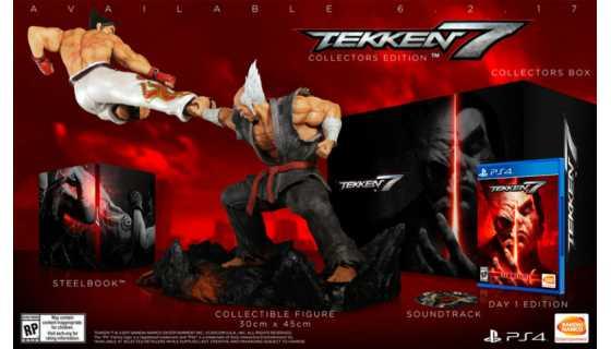 Tekken 7 Collector Edition [PS4]