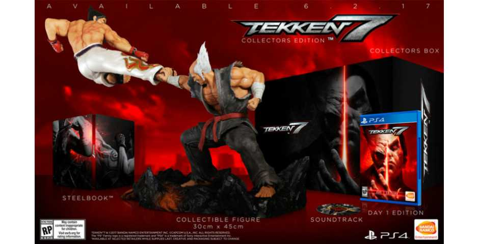 Tekken 7 Collector Edition [PS4]