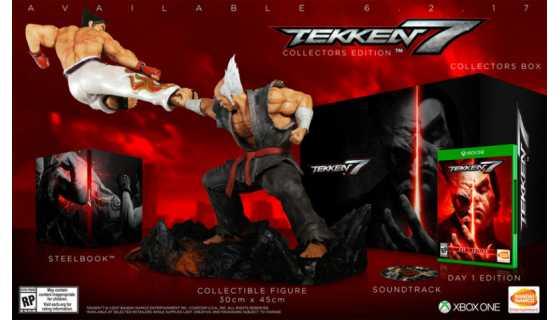 Tekken 7 Collector Edition [Xbox One]