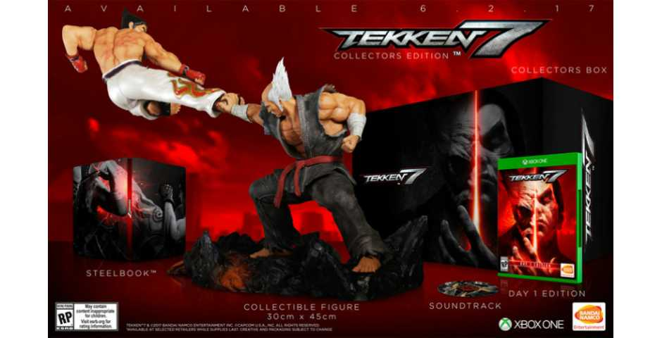Tekken 7 Collector Edition [Xbox One]
