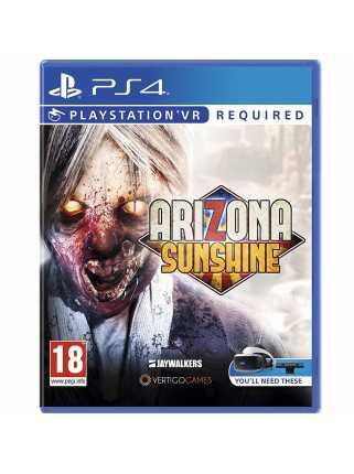 Arizona Sunshine (только для VR) [PS4, русская версия]