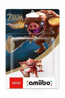 Фигурка amiibo - Бокоблин (Bokoblin коллекция The Legend of Zelda)