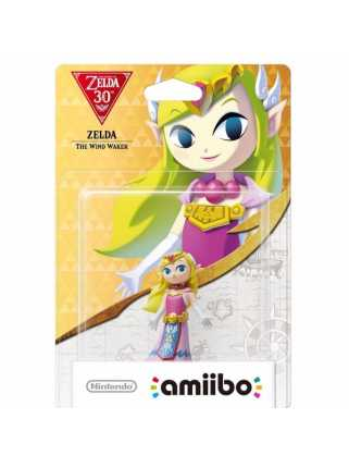 Фигурка amiibo - Зельда (Zelda коллекция The Wind Waker)
