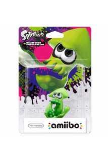 Amiibo Splatoon Squid