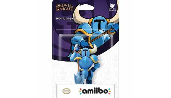 Фигурка Amiibo Shovel Knight