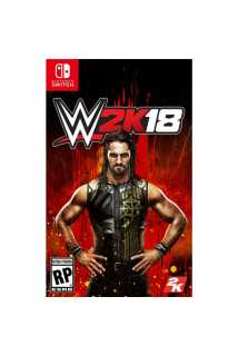 WWE 2K18 [Switch]