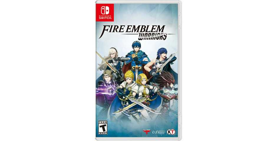 Fire Emblem Warriors [Switch] Trade-in | Б/У