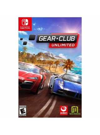 Gear.Club: Unlimited [Switch]