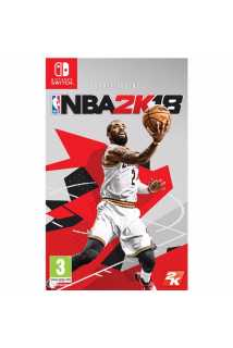 NBA 2K18 [Switch]