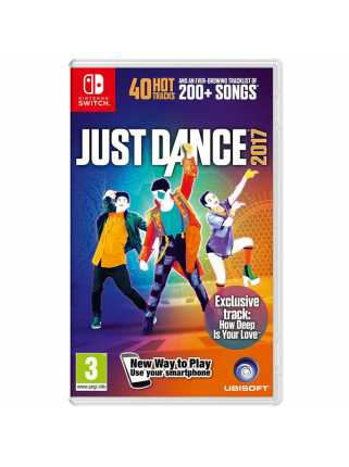 Just Dance 2017 [Switch]