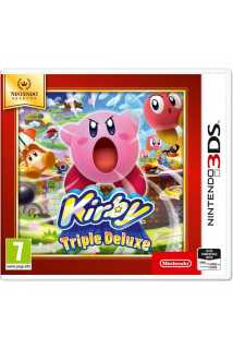 Kirby Triple Deluxe (Nintendo Selects) [3DS]