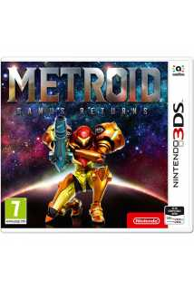Metroid: Samus Returns [Nintendo 3DS]