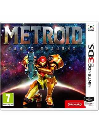 Metroid: Samus Returns [Nintendo 3DS]