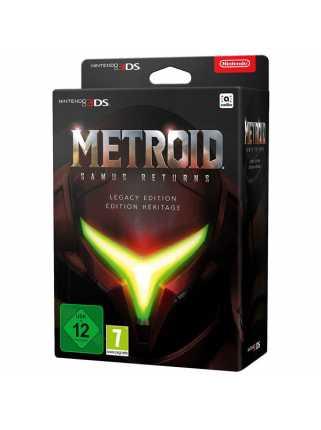 Metroid: Samus Returns Legaсy Edition [3DS]