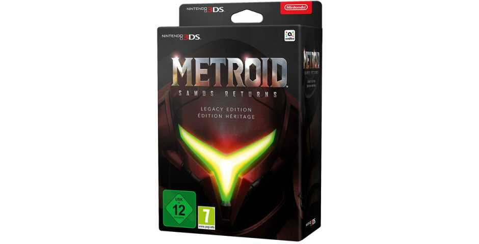 Metroid: Samus Returns Legaсy Edition