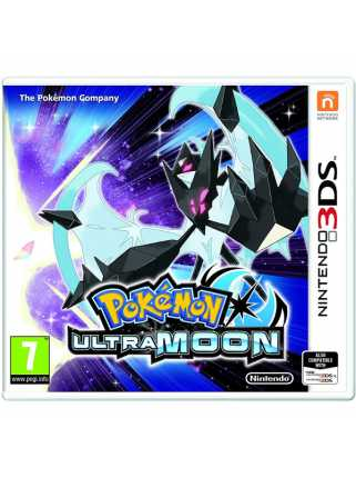 Pokemon Ultra Moon [3DS]