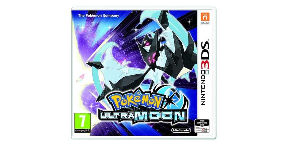 Pokemon Ultra Moon