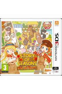 Story of Seasons: Trio of Towns [3DS]
