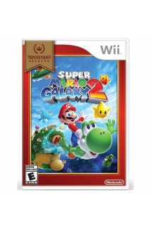 Nintendo Selects: Super Mario Galaxy 2 [Wii]