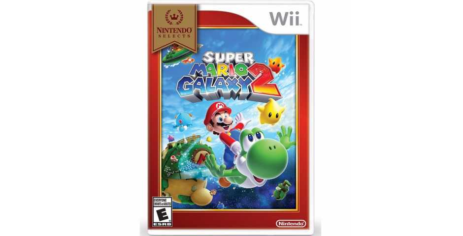 Nintendo Selects: Super Mario Galaxy 2