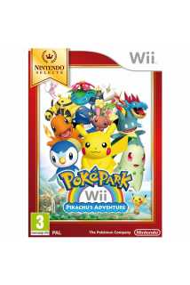 Nintendo Selects: PokePark Wii: Pikachu's Adventure [Wii]