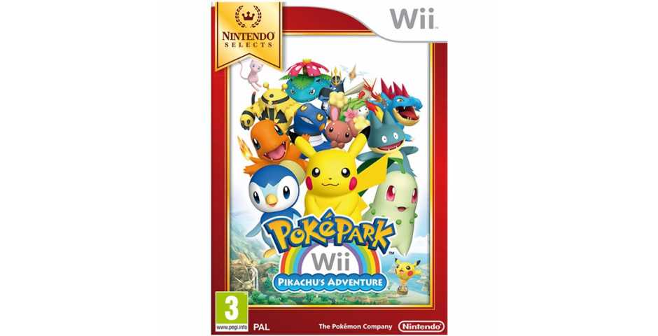 Nintendo Selects: PokePark Wii: Pikachu's Adventure
