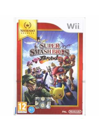 Nintendo Selects: Super Smash Bros. Brawl [Wii]