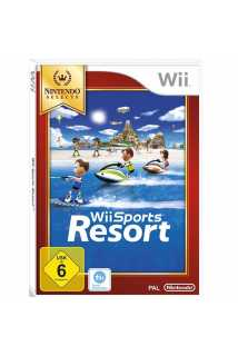 Nintendo Selects: Wii Sports Resort (USED) [Wii]