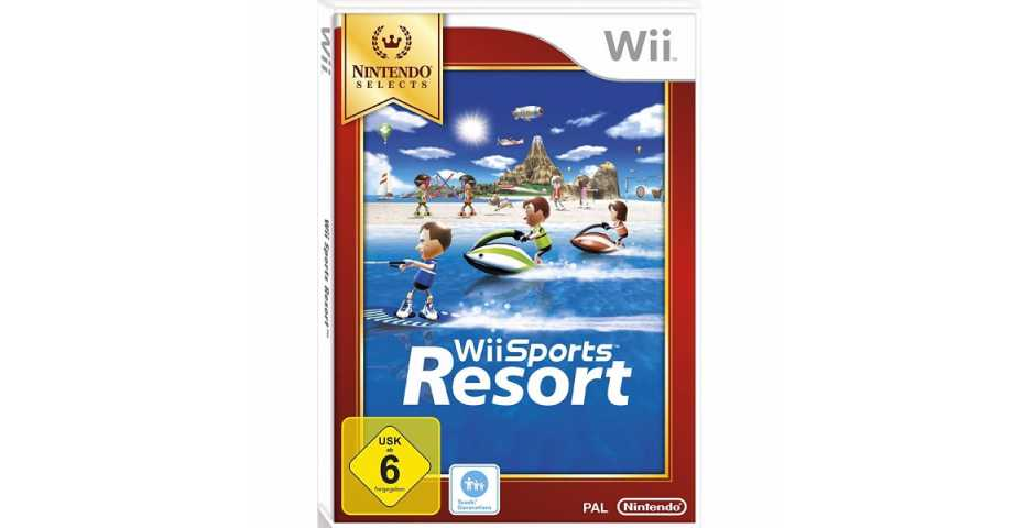 Nintendo Selects: Wii Sports Resort (used)